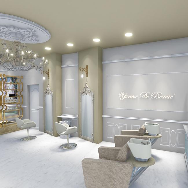 YDB Ladies Salon - portfolio