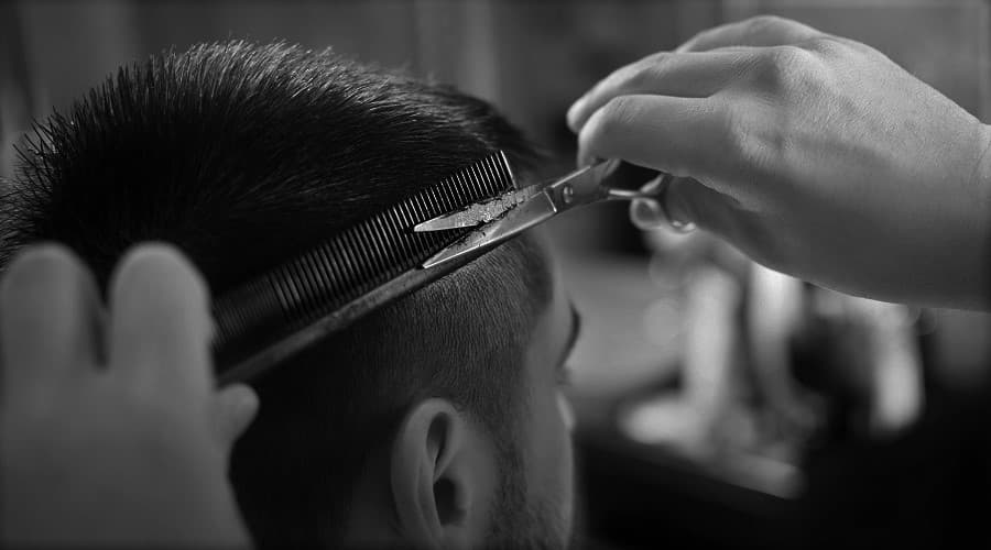Men's Hair Salon License