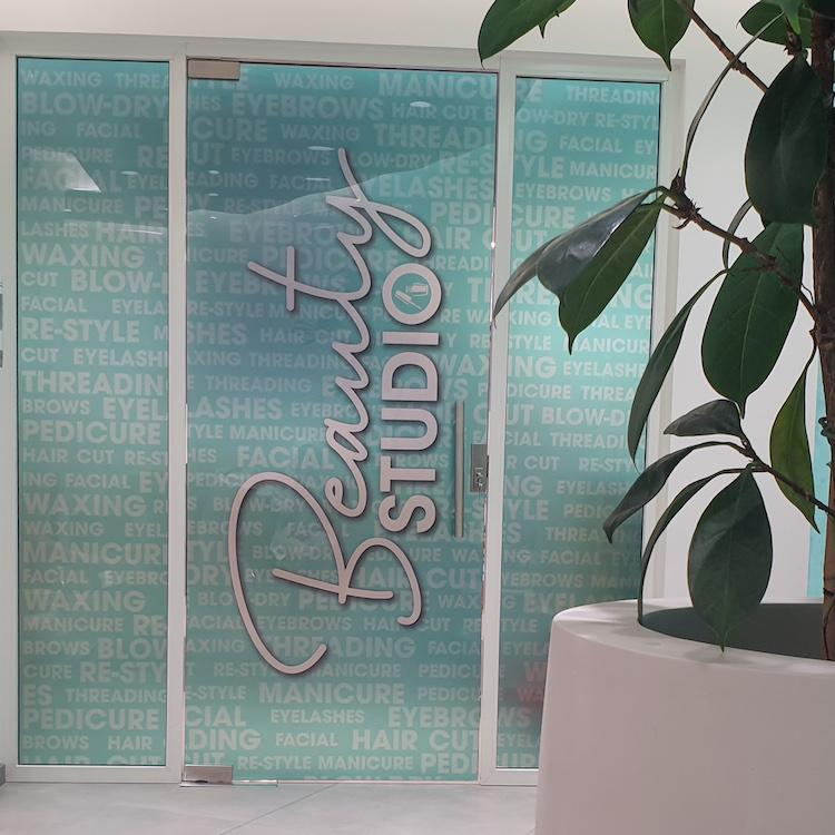 beauty studio - portfolio