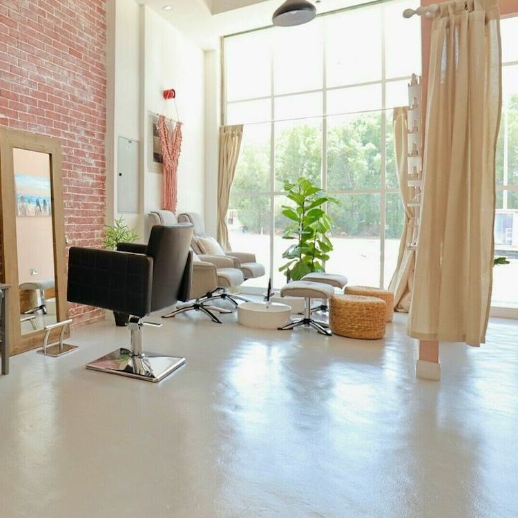 The Den Salon - portfolio